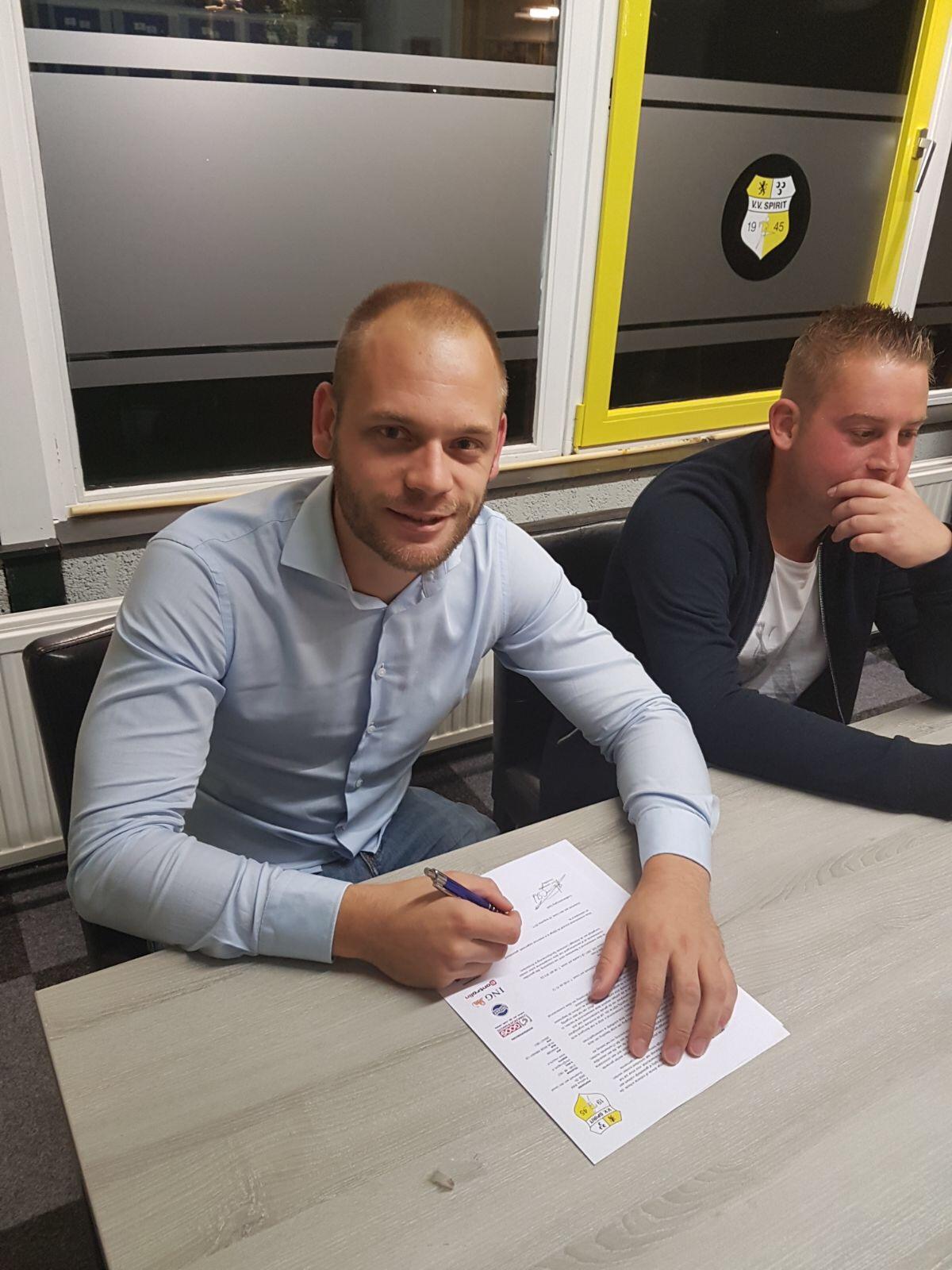 BK-IT en De Hon Verhuur sponsoren Spirit