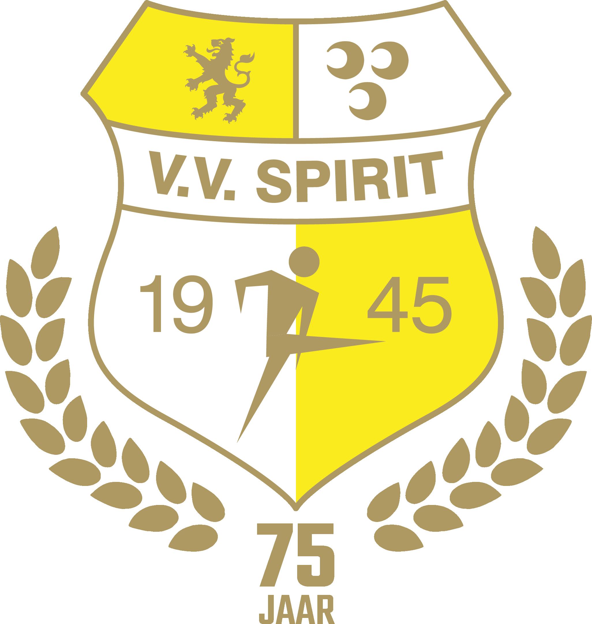 Zaterdag 16 oktober, 18.00 uur: Officiële aftrap Spirit 75 jaar!