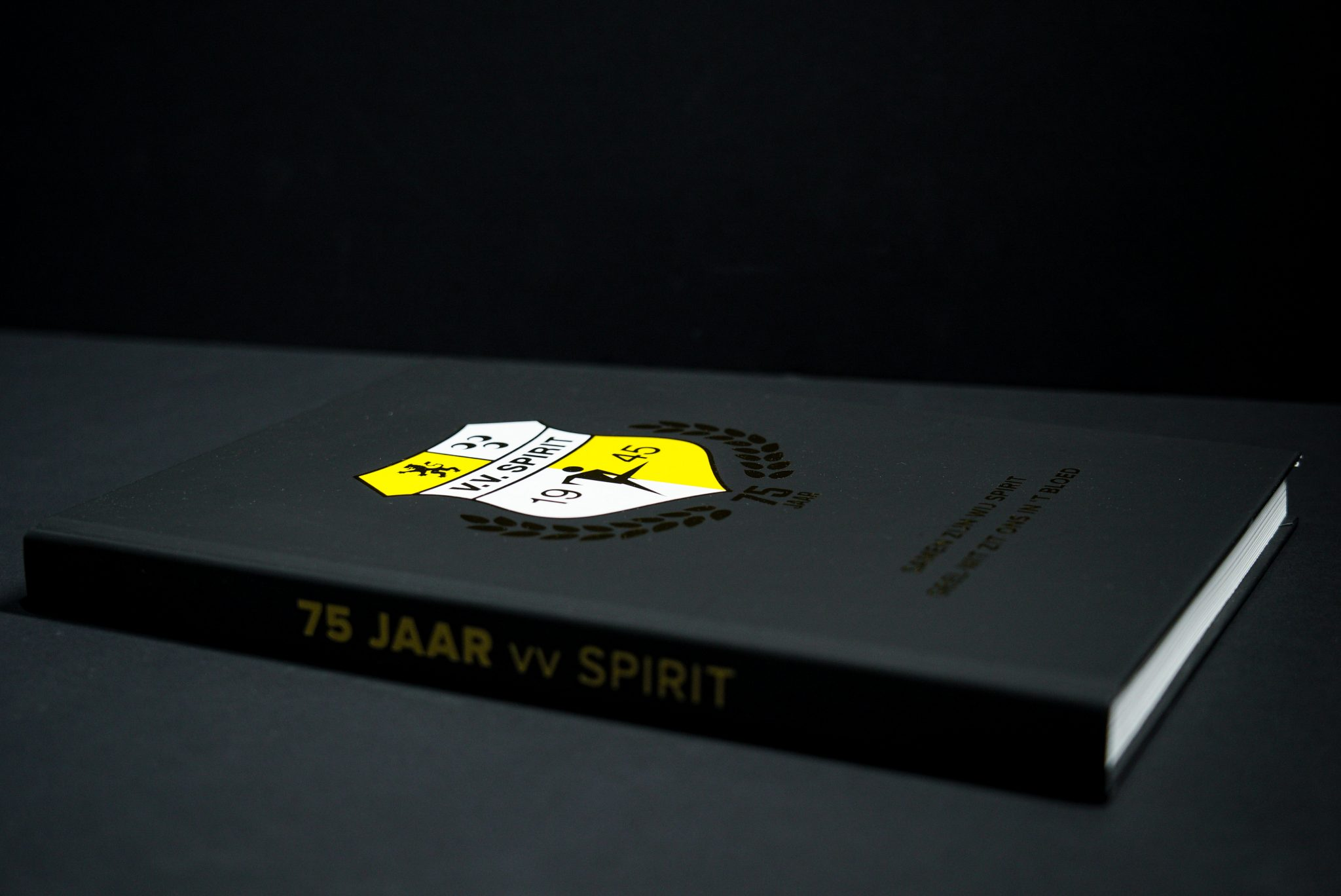Jubileumboek 75 jaar Spirit Sneak Preview 7