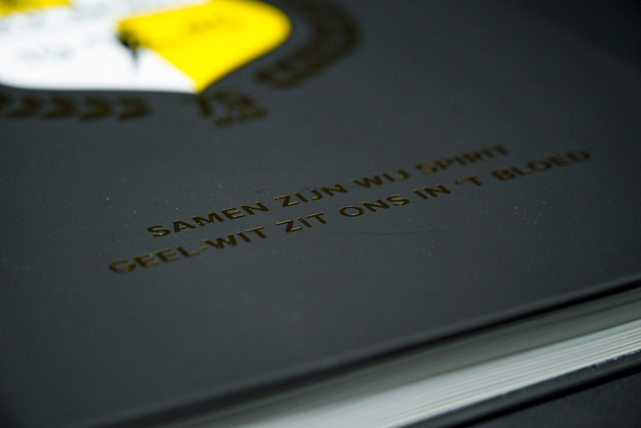 Jubileumboek 75 jaar Spirit