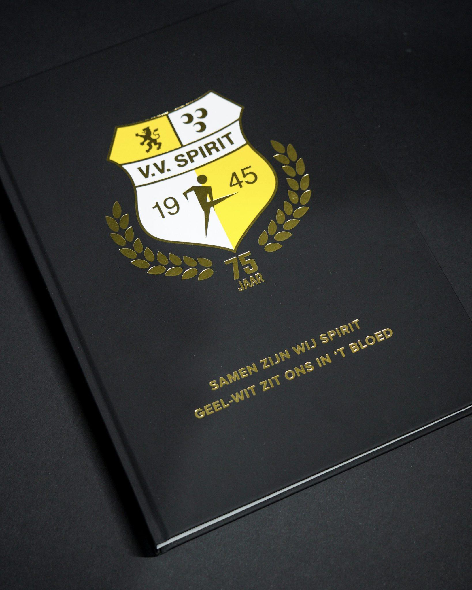 Jubileumboek 75 jaar Spirit – de finale