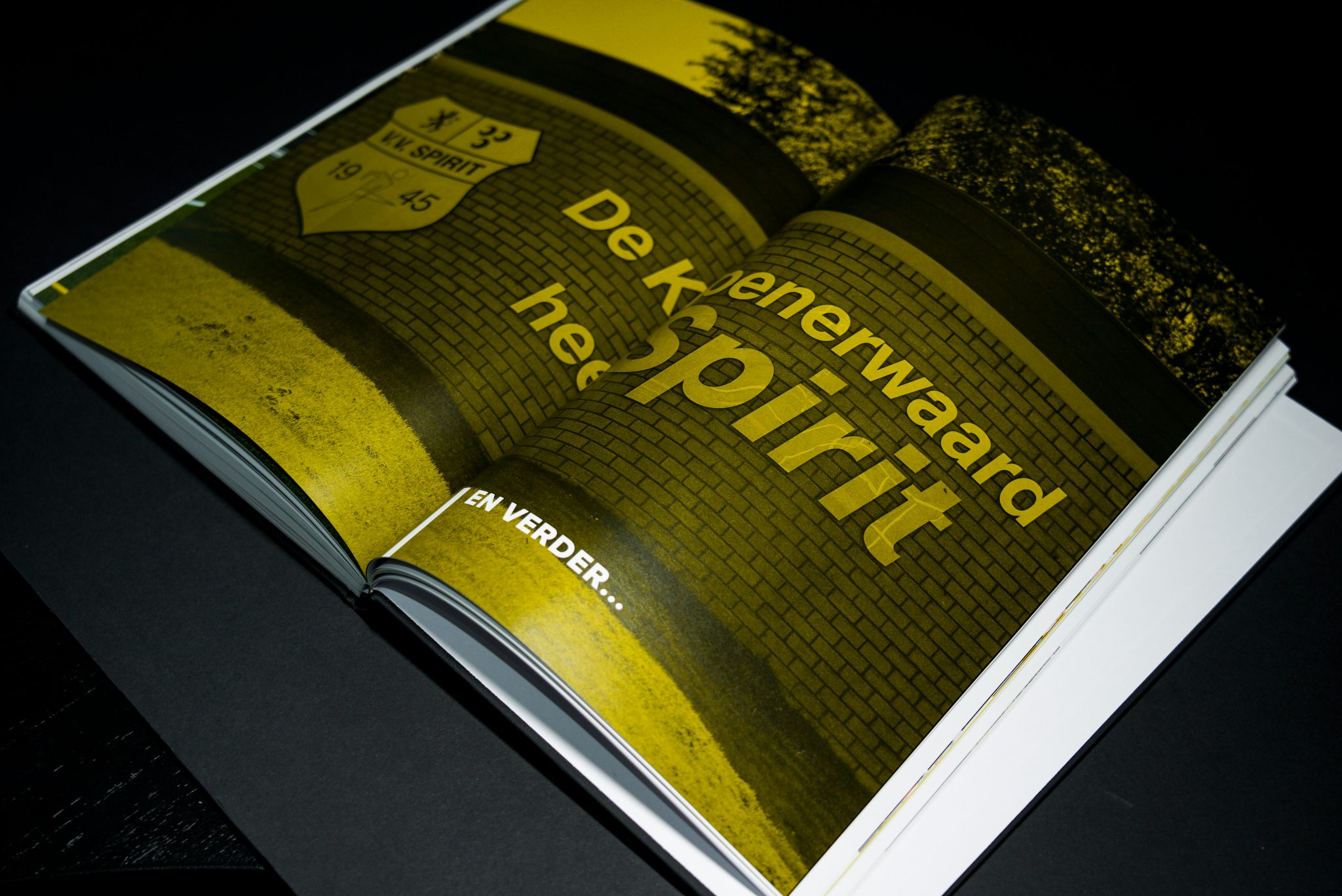 Jubileumboek 75 jaar Spirit Sneak Preview 6