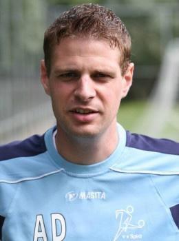 Alexander Deelen assistent-trainer van Spirit 2