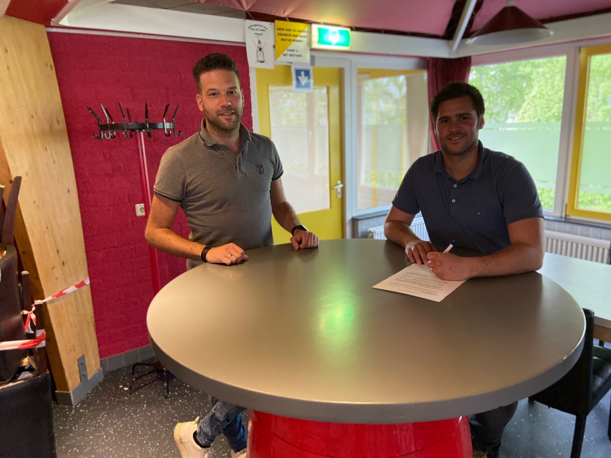 Daniél Bierings Navarrete volgt Chris van der Weide op als trainer van Spirit 3