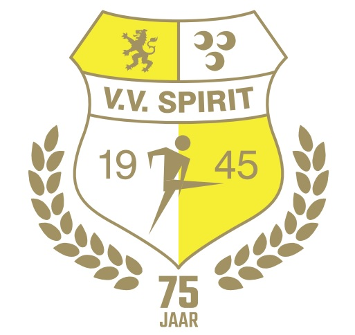 Logo VV Spirit 75 jaar