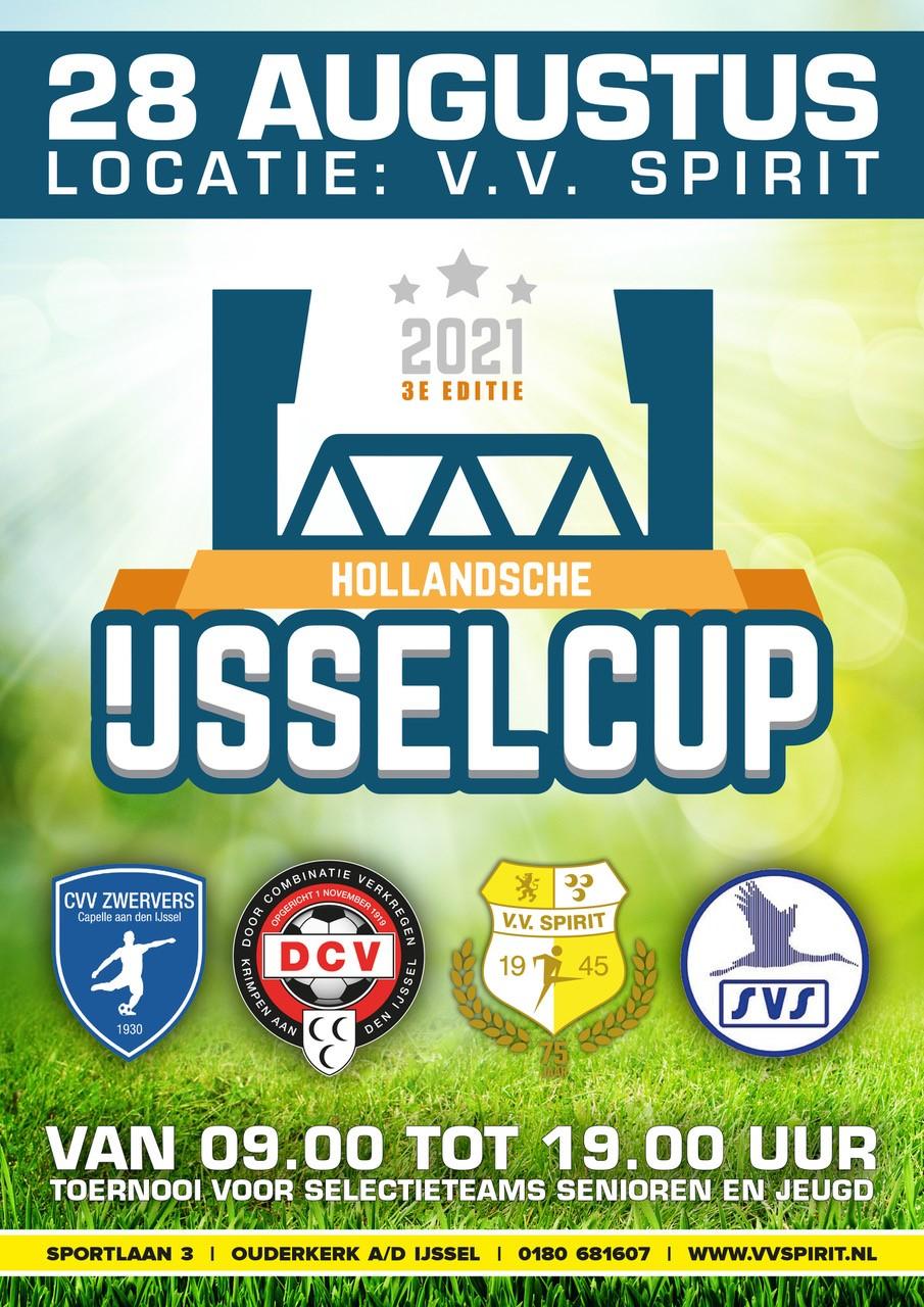 Site Hollandsche IJssel Cup weer Online